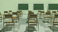 T171 classroom class education educational Stock Footage