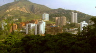 Stock Video Footage of Cali Colombia City View