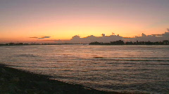 Sunrise in French Quarter New Orleans - 02 Stock Footage