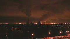 power plant - stock footage