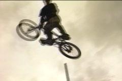 bmx11 - stock footage