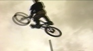 Stock Video Footage of bmx11
