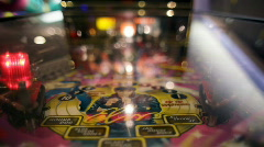 Pinball Elvis Stock Footage