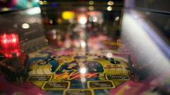 Pinball Elvis Stock Footage
