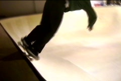 Sk8 19 Stock Footage