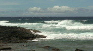 South Point 3 - Hawaii Stock Footage