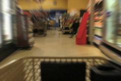 Shopping Time Lapse - stock footage