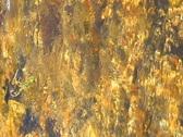 Desert River flowing water Stock Footage