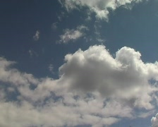 cloud1 - stock footage