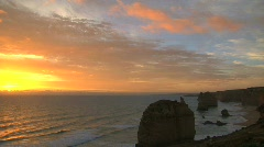 The Twelve Apostles, Australia Stock Footage