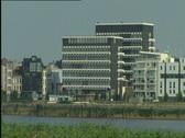 Antwerp, Scaldis Stock Footage