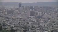 Stock Video Footage of San Francisco Zoom 1080