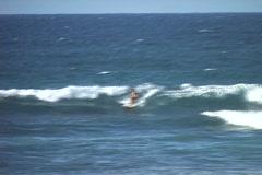 East Maui Surfers Stock Footage