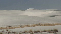 Stock Video Footage of White Sands 4