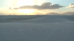 Stock Video Footage of White Sands 7
