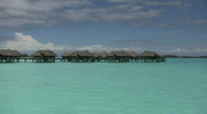 Stock Video Footage of Bora Bora
