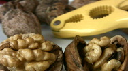 Stock Video Footage of walnut   Full HD 1080p