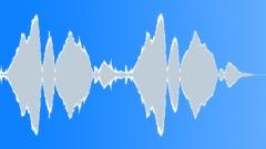 Countdown - british female voice Sound Effect