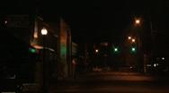 Street Shot Stock Footage