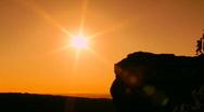 Sun Stock Footage