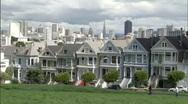 San Francisco 1080 Stock Footage
