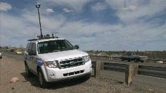 Photo Radar Series One -17 of 21 Stock Footage