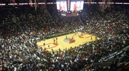 Stock Video Footage of NBA Basketball Final