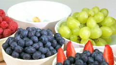 Healthy Breakfast Lifestyle - stock footage