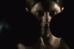 Female boxer V3 - NTSC Stock Footage