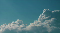 JHD - Sky & Clouds - Beautiful Cloud System 00304 Stock Footage