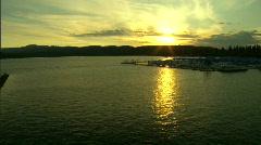Coeur d'Alene Lakeside Resort - stock footage