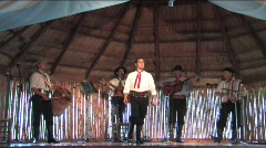 Argentina Folk dancing Stock Footage