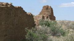 Hungo Pavi 4 - Chaco Canyon Stock Footage