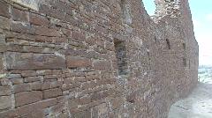 Hungo Pavi 5 - Chaco Canyon Stock Footage