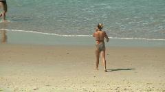BONDI BEACH VIDEO 15 Stock Footage