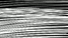 Transition HD, black to white (Scribbling). Stock Footage