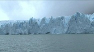 Stock Video Footage of Iceberg in Paradise Bay, Antarctica