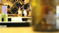 Reserve Wine Stock Footage