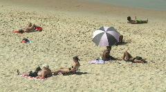 BONDI BEACH VIDEO 05 Stock Footage