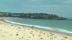 BONDI BEACH, SYDNEY AUSTRALIA - HD Stock Footage