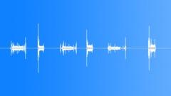 Camera SLR mechanical load shutter Sound Effect