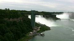 Niagara Falls 1 Stock Footage