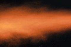 Stock Video Footage of Aerosol mist red - NTSC