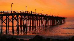 Atlantic Sunrise Stock Footage