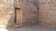 Pueblo Bonito 15 - Chaco Canyon Stock Footage