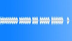 Beeps On Screen Printout Sound Effect