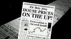 House Prices Stock Footage