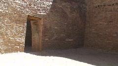 Pueblo Bonito 18 - Chaco Canyon Stock Footage