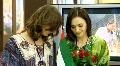 Three beautiful girls HD Footage
