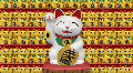 Beckoning Cat Big smile w sa 2 HD Footage